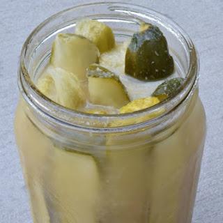 Horseradish Pickles
