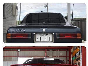 シーマ  平成3年式 Y31シーマ タイプLセレクションのカスタム事例画像 牙シーマ(闘う志士集団)さんの2018年12月04日20:01の投稿