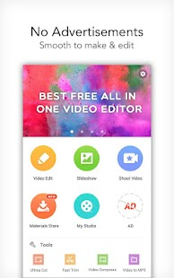 VideoShow Pro -Video Editor,music,cut,no watermark Screenshot