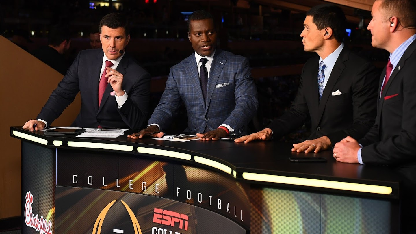 Watch College Football Playoff Selection Show live