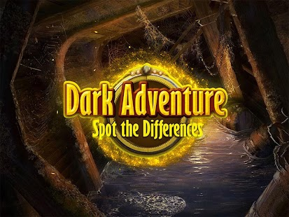 dark adventure spot difference - náhled