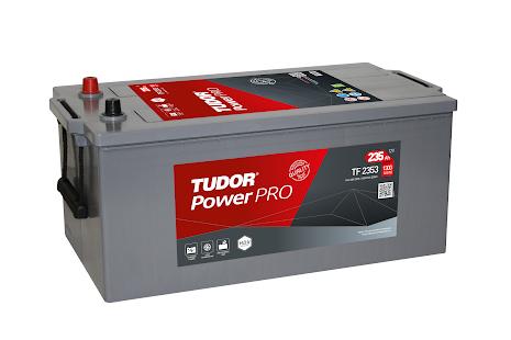 Tudor Startbatteri 12V/235Ah