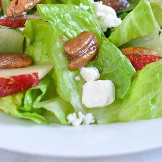 Lettuce Salad With Fruit And Nuts Recipes