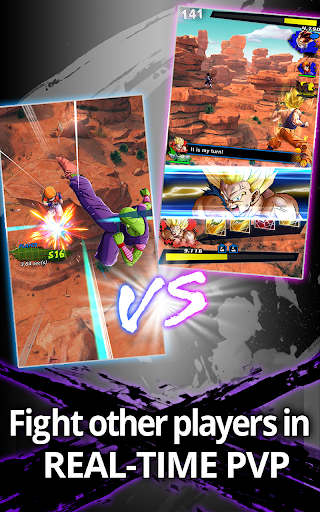 DRAGON BALL LEGENDS 1.19.0 screenshots 2