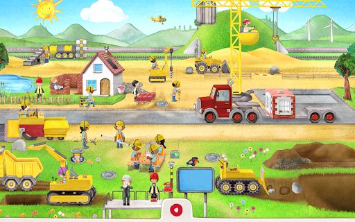 Tiny Builders: Crane, Digger, Bulldozer for Kids  screenshots 6