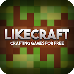 5D LikeCraft Adventures PE Crafting Games For Free Icon
