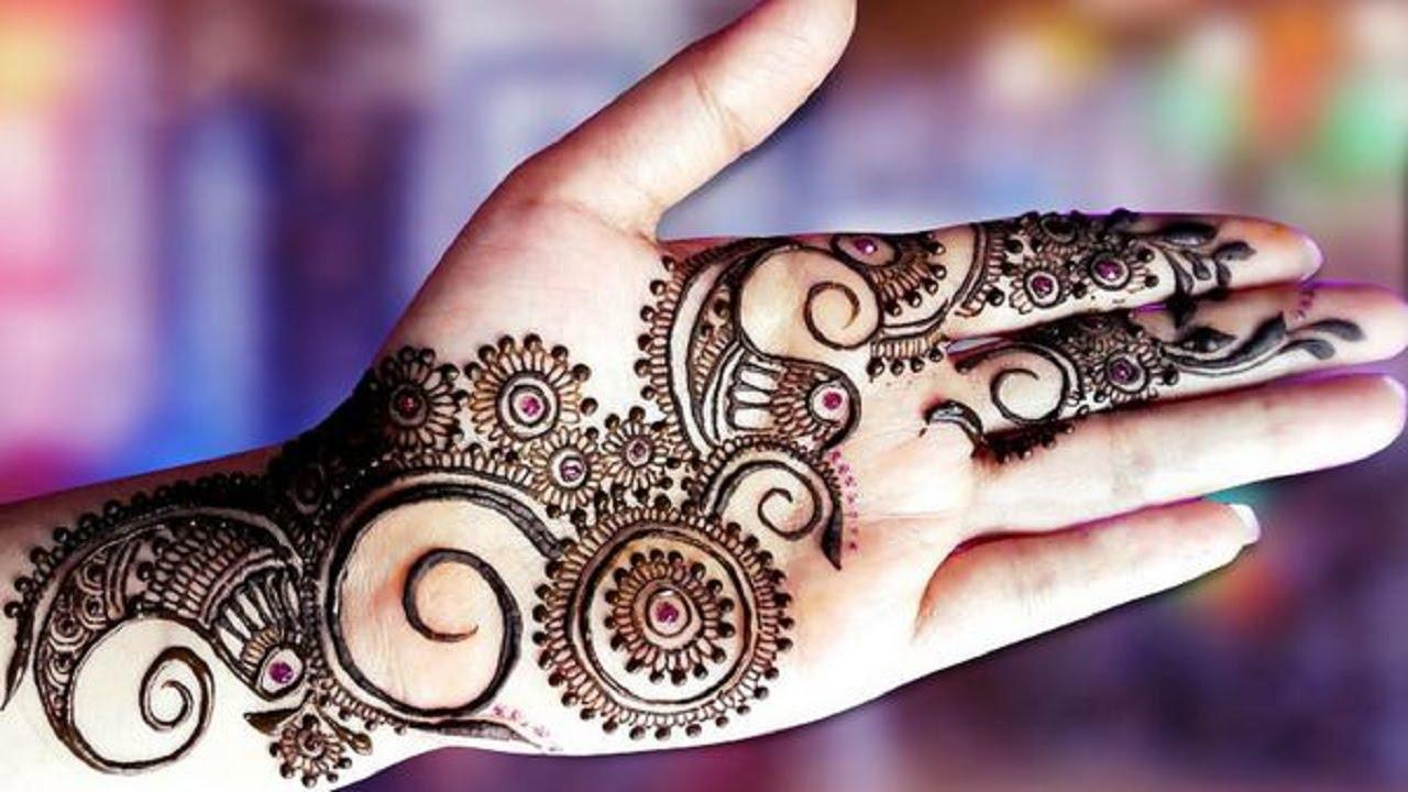 Mehndi design 2017 images - Arabic Mehndi Designs 2017 Screenshot