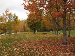 Photo: Boulder Beach State Park in the fall