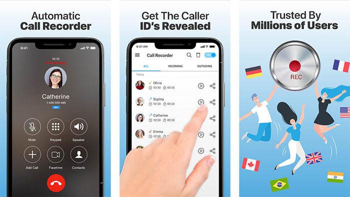 Grabación de conversaciones en un móvil