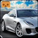 VR Traffic Car Racer 360 icon