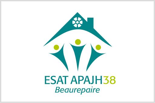 Communication association - ESAT de Beaurepaire - création supports de communication papier - agence de communication Beaurepaire Isère