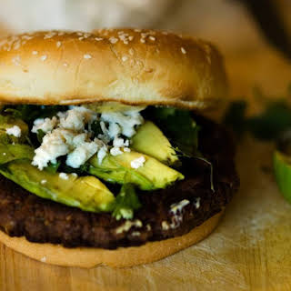 Easy Vegan Black Bean Veggie Burgers.