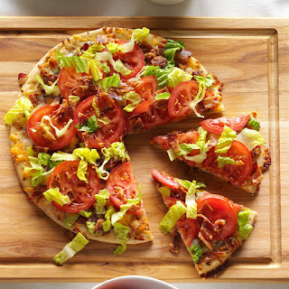 BLT Pizza.