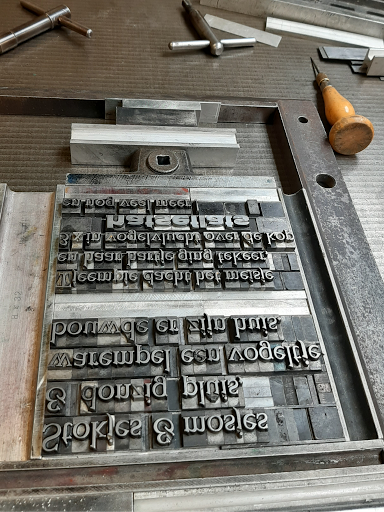 loden letters