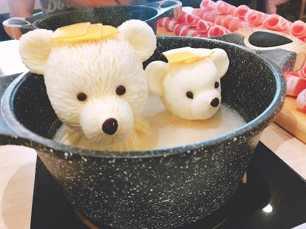來吃第三次了  還是覺得好吃😋  熊媽熊寶 太撩了💕
