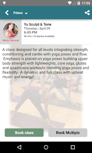 Yoga4Yu- screenshot thumbnail