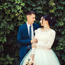 Wedding photographer Nikita Okhakhlin (kot94). Photo of 28.08.2017