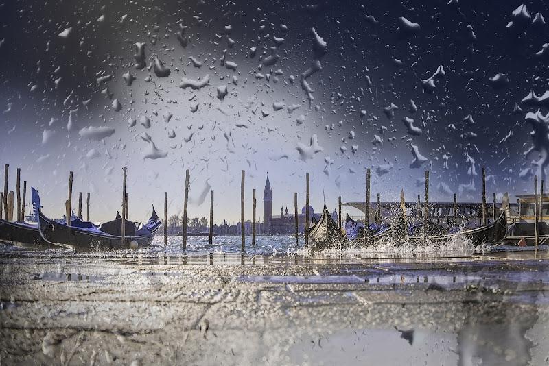 Venice......  under the rain di zsim67