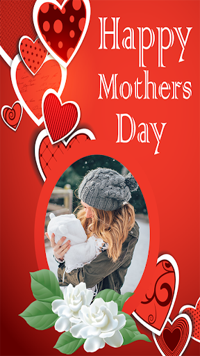 PC u7528 Mother's Day Frame 1