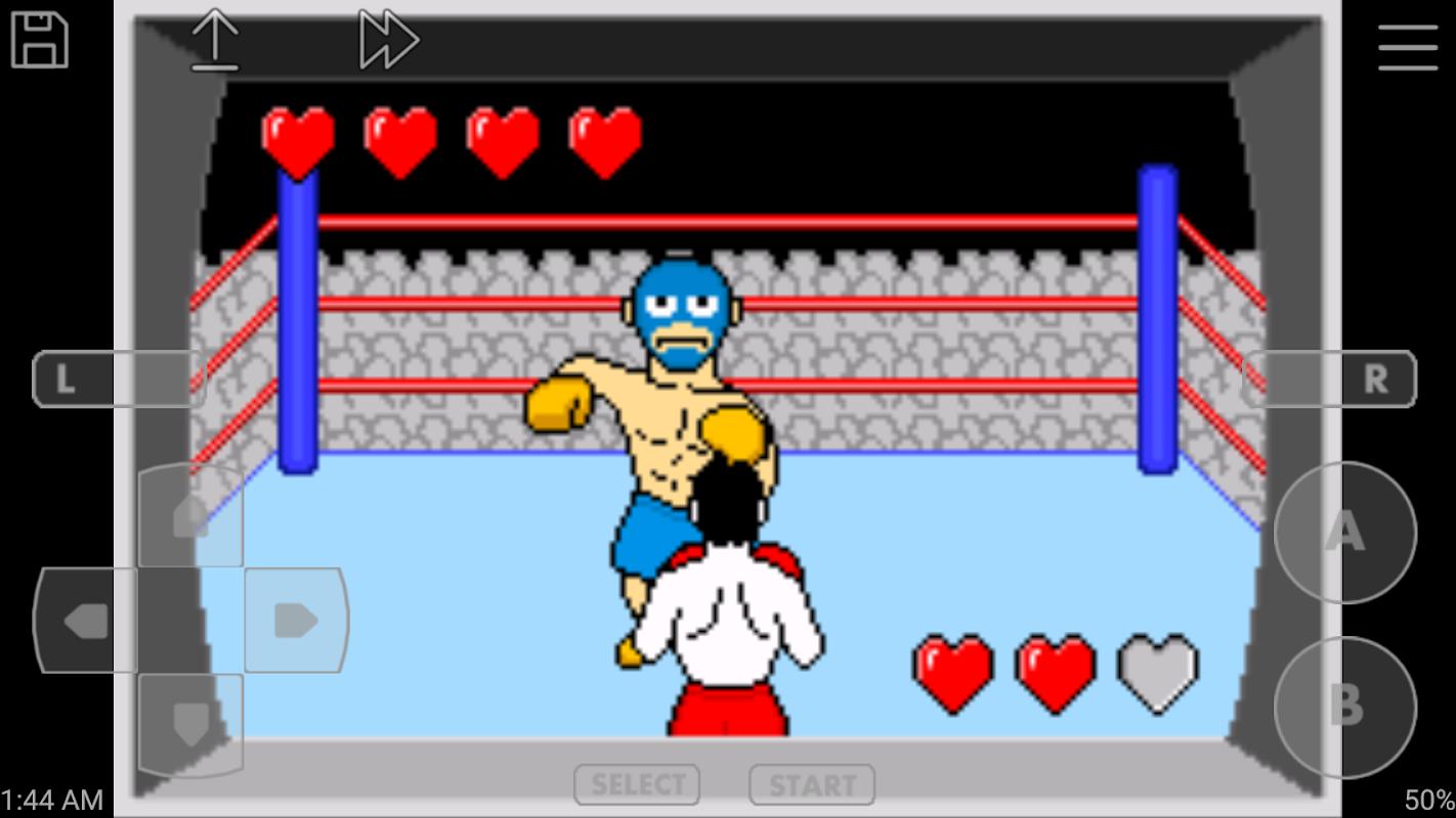 John GBA - GBA emulator screenshots
