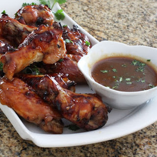 Chicken Wings With Soy Sauce Garlic Brown Sugar Recipes.