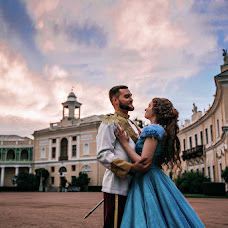 Wedding photographer Anna Kiseleva (Temperance). Photo of 03.12.2017