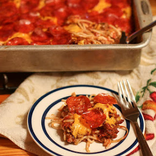 Southern Baked Spaghetti Recipes
