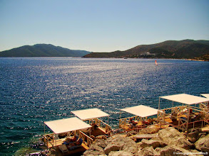 Photo: #012-La plage du Club Med de Bodrum