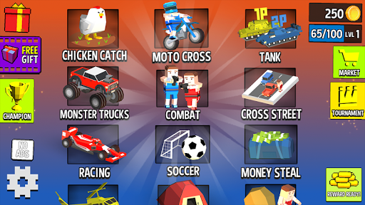 Cubic 2 3 4 Player Games Apk 1