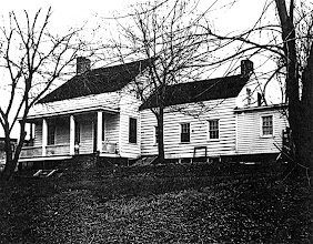 Photo: Collins House in the 1960s