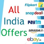 All India Offers - Online Deals Coupon Codes App