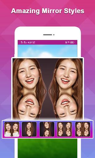 Echo Mirror Magic Photo Editor & Background Edit screenshot 3