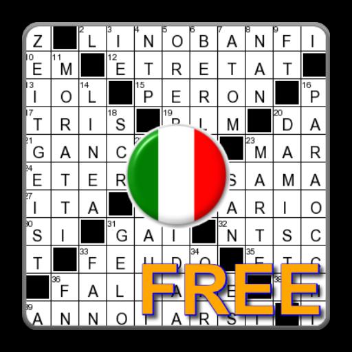 Cruciverba in Italiano gratis (game)