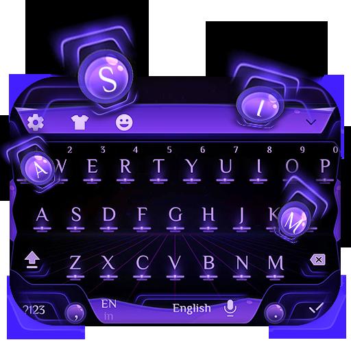 purple future keyboard technology