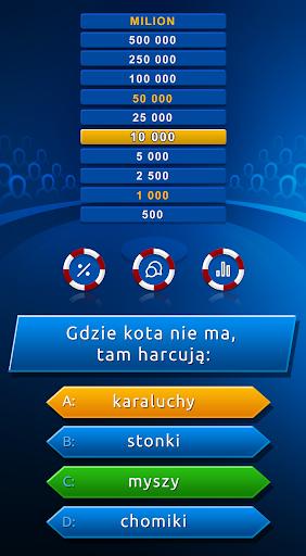 Milionerzy Quiz 1.35 screenshots 5