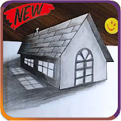 3D Drawing Tricks Android APK Download Free By Mimpiandroid