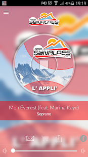 SunAlpes Radio- screenshot thumbnail