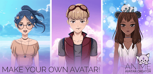 Anime Avatar Creator: Make Your Own Avatar - Apps on Google Play