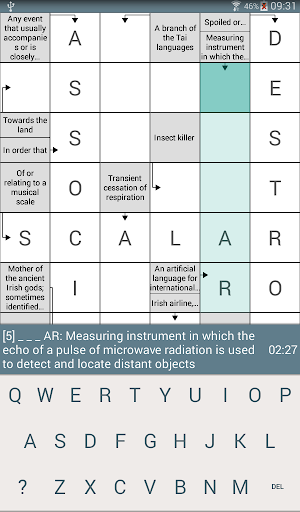 Crosswords CW-2.2.0 screenshots 12
