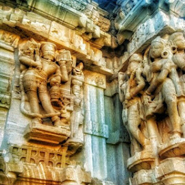 by Mukesh Vaishnav - Buildings & Architecture Places of Worship