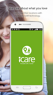 iCare - Advanced GPS Tracker - náhled