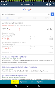 Halifax Airport+Flight Tracker screenshot 5