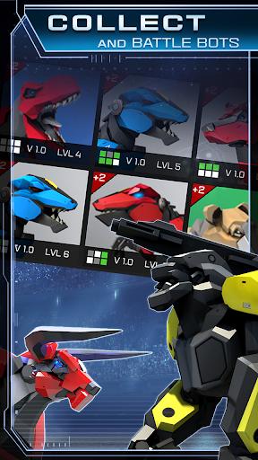 Robotic Warriors screenshot 14