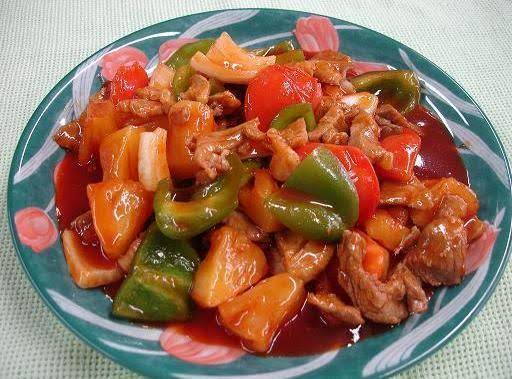 Sweet And Sour Beef Recipe
