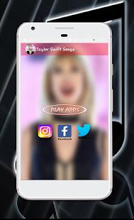 Taylor Swift All Song Lyrics - náhled
