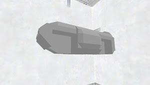 4輪装甲車の車体
