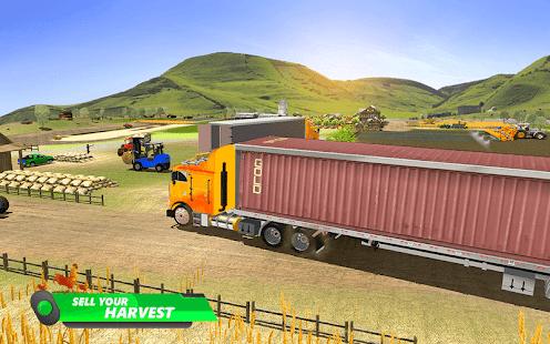 Çiftlik Sim 2018: Modern Tarım Master Simülatörü 3 Ekran Görüntüsü