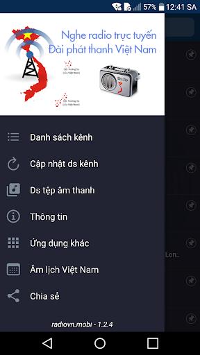 Radio Vietnam Online - listening radio 1.2.9 1