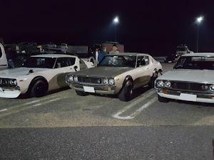 スカイラインGT-R  昭和48年 ケンメリ GT-Rのカスタム事例画像 かず吉さんの2020年03月27日19:49の投稿