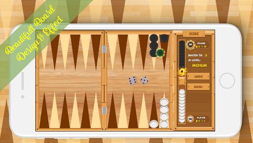 Backgammon Online 2.0 screenshots 3